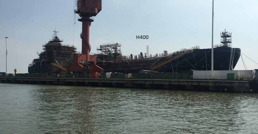 Avenir LNG's 7,500 cbm LNG carrier