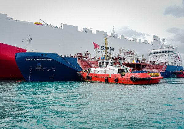 Avenir LNG Limited announces delivery of the Avenir Advantage to Future Horizon (L) Pte Ltd.