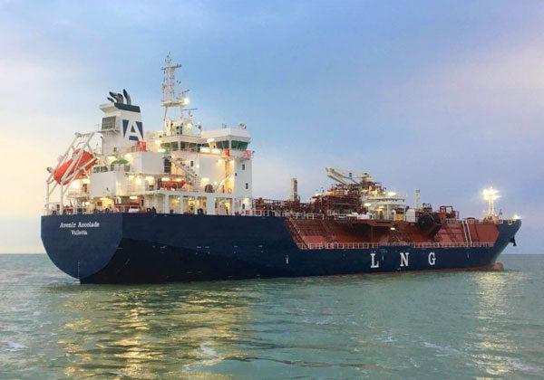 Avenir LNG Announces The Delivery Of The Avenir Accolade