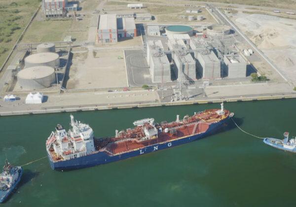 Milestone for LNG in Sardinia